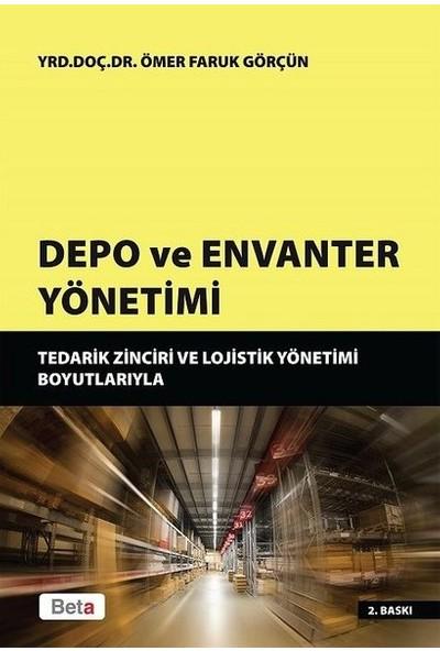 Depo ve Envanter Yönetimi - Ömer Faruk Görçün