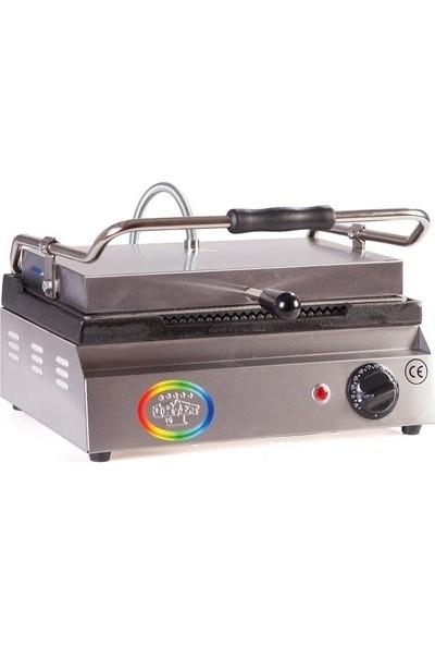 Elektrikli Tost Makinası 12 Dilim Büfe Cafe Sanayi Tipi