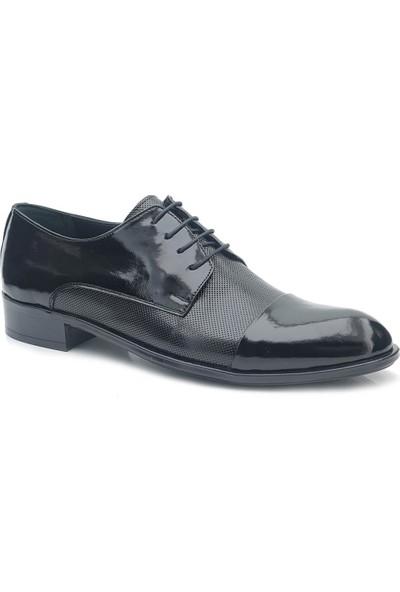 Man M020 Rugan Erkek Klasik Ayakkabı