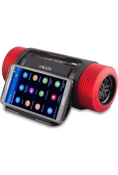 Mikado MD-30BT Siyah SD Kart + FM Destekli Bluetooth Stand Speaker