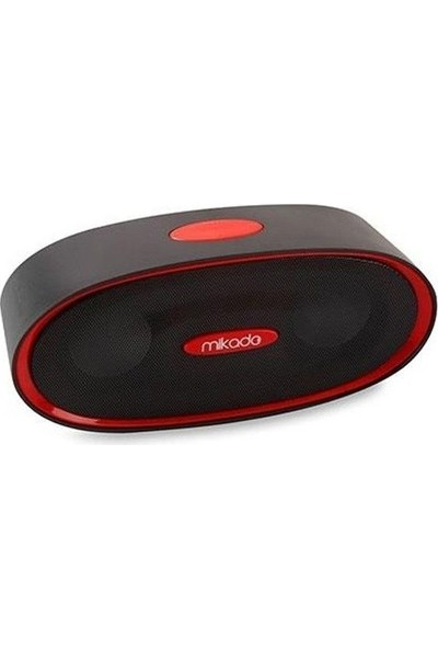 Mikado Md-Bt20 Fm, Sd Kart Destekli Bluetooth Taşınabilir Speaker