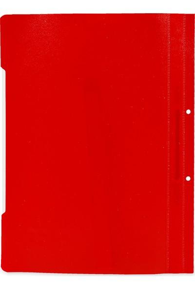 Noki Telli Dosya Eco 4828 Kırmızı