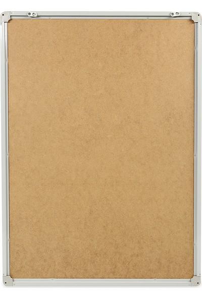 Akyazı 50x70 İstiklal Marşı (Metal Çerçeve)