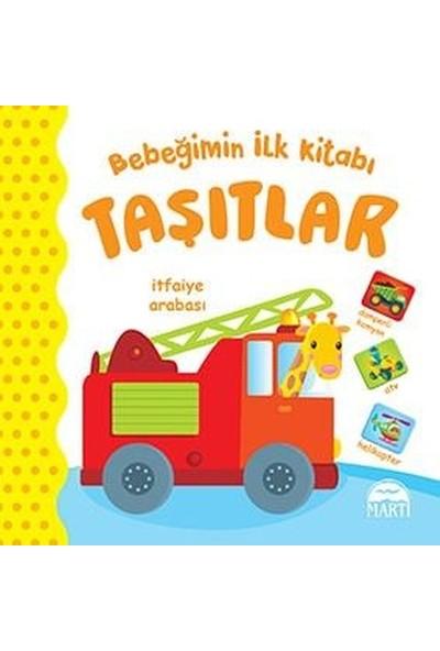 Bebeğimin İlk Kitabı - Taşıtlar