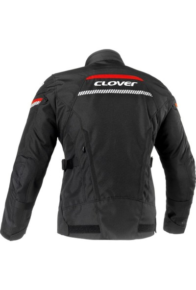 Clover Interceptor 2 Lady Siyah Ceket
