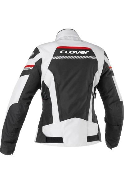 Clover Interceptor 2 Lady Siyah/Gri Ceket