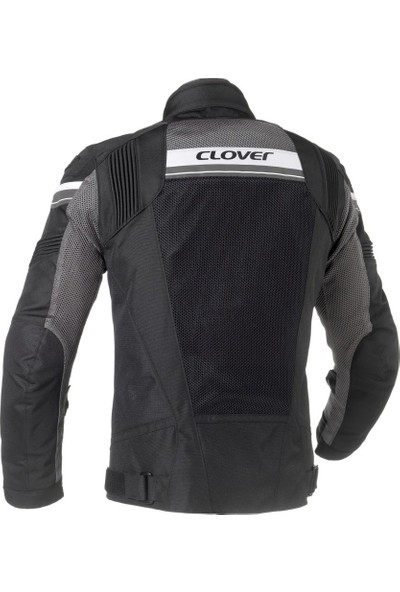 Clover Rainjet Wp Yazlik Si̇yah Ceket