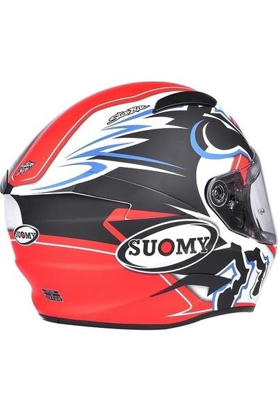 Suomy Speedstar ZeroFour Matt Kask