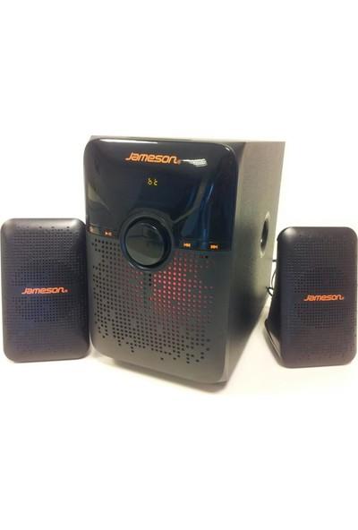 Jameson Jsm 330 Bluetooth 2+1 Ses Sistemi