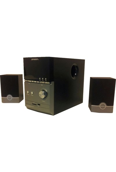 Jameson JSM 350 Usb Sd Radyo 2+1 Ses Sistemi Bluetooth