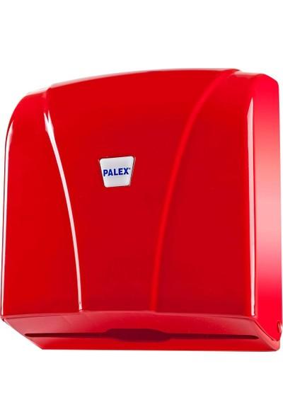 Palex 3464-B Z Katlı Havlu Dispenseri Kırmızı