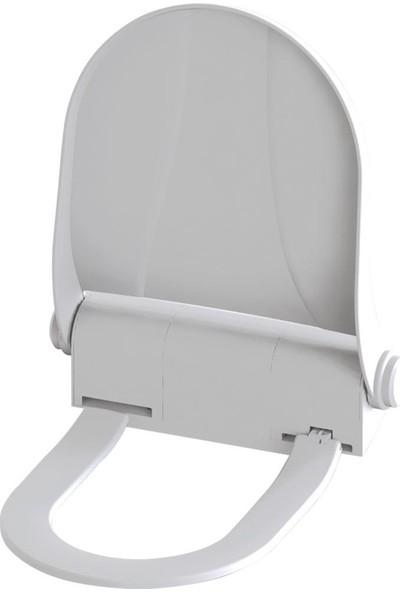 Palex 3494-4 Hijyenik Kapak Örtüsü Dispenseri Elektrikli 100 Kullanım Beyaz