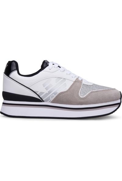 Emporio Armani Kadın Ayakkabı Sx3X046Xl214A022