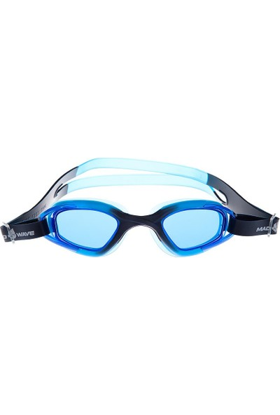 Madwave Çocuk Yüzme Gözlüğü Micra Multi I Mavi 5.5