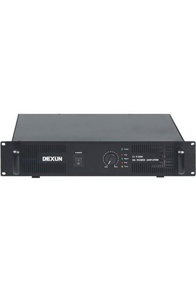 DEXUN D-1300 300W 70V-100V Power Anfi