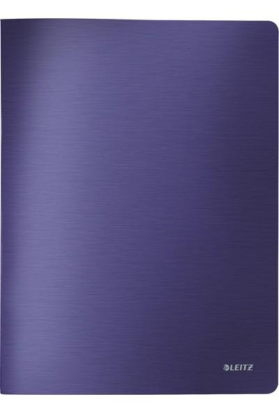 Leitz Style Sunum Dosyası 40 Poşetli Titan Mavisi 39590069