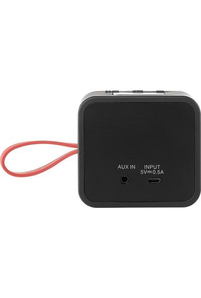Grundig GSB 710 Black Bluetooth Hoparlör