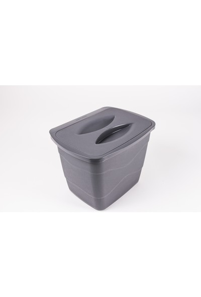 DECOBELLA® Pratik Kapaklı Çöp Kovası