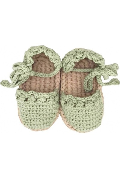 Pacco Baby Yeşil Espadril