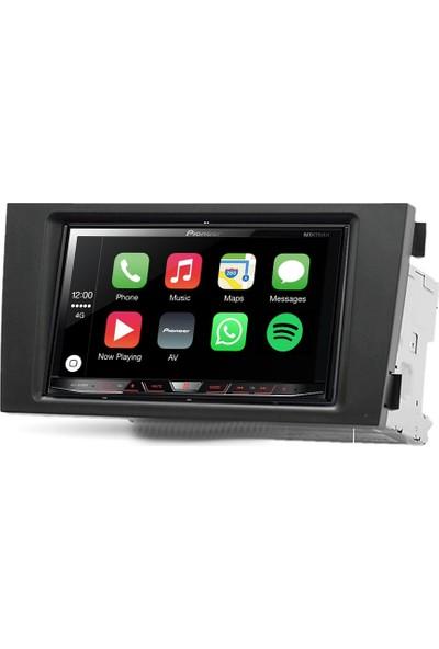 Pioneer Audi A6 Allroad Apple Carplay Android Auto Multimedya Sistemi 7 İnç