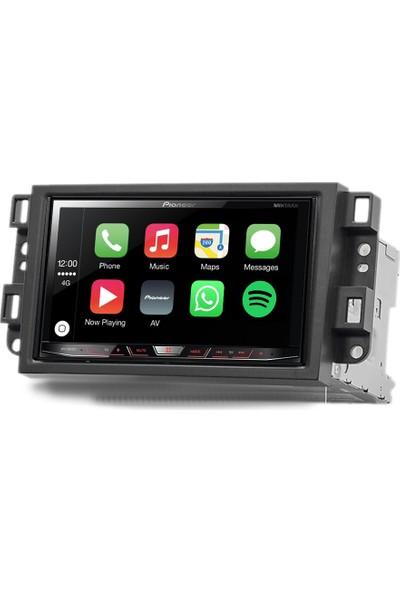 Pioneer Chevrolet Aveo Captiva Epica Apple Carplay Android Auto Multimedya Sistemi 7 İnç
