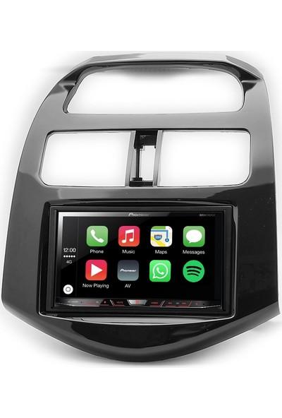 Pioneer Chevrolet Spark Apple Carplay Android Auto Multimedya Sistemi 7 İnç