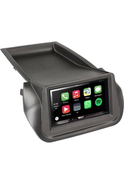 Pioneer Fiat Fiorino Bipper Nemo Apple Carplay Android Auto Multimedya Sistemi 7 İnç