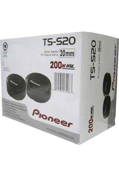 Pioneer Ts-S20 200 Watt Tweeter Oto Hoparlör