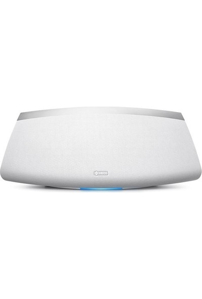 Denon HEOS 5 (Beyaz) Kompakt Çok Odalı Kablosuz Hoparlör Sistemi