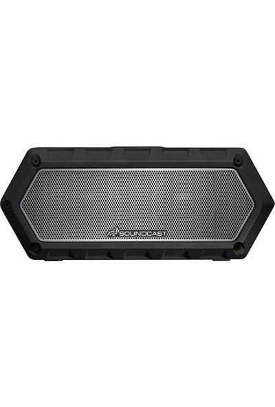 Soundcast VG-1 Siyah Portable Outdoor Full-Range Loudspeaker