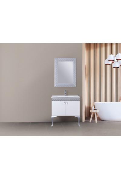 Lineart Gala 80Cm Banyo Dolabı