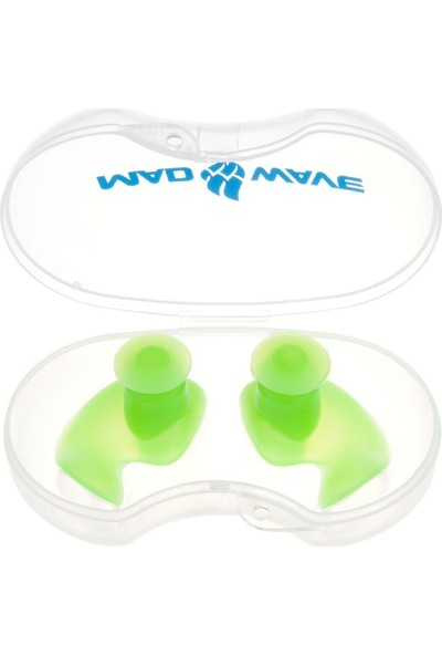 Mad Wave Silikon Kulak Tıpası Ergo Ear Plug