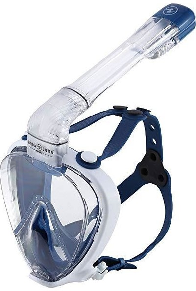 Aqua Sphere Aqua Lung Full Face Maske Şnorkel