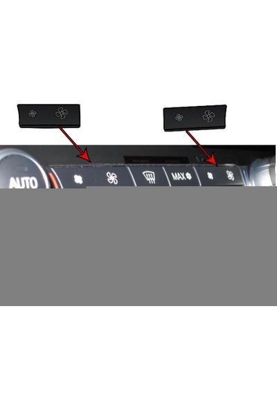 Vipkrom Bmw F10 F11 F01 F02 F03 F04 Havalandırma Ayar Düğmesi Klima Düğmesi