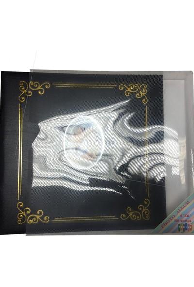 Torima 4 x 6 (10 x 15) 500'lük Fotoğraf Albüm Siyah
