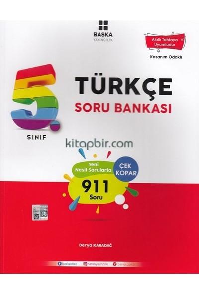 Başka Yayınları 5.Sınıf Türkçe Soru Bankası