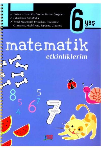 Minik Ada Yayınları Matematik Etkinliklerim 6 Yaş