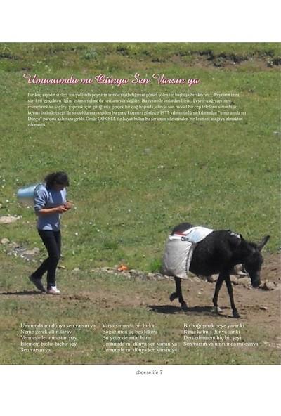 Cheese Life Magazine Temmuz-Ağustos-Eylül 2018 Sayısı
