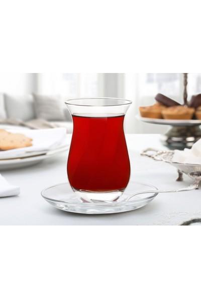 Madame Coco Brigett 6'lı Çay Bardağı