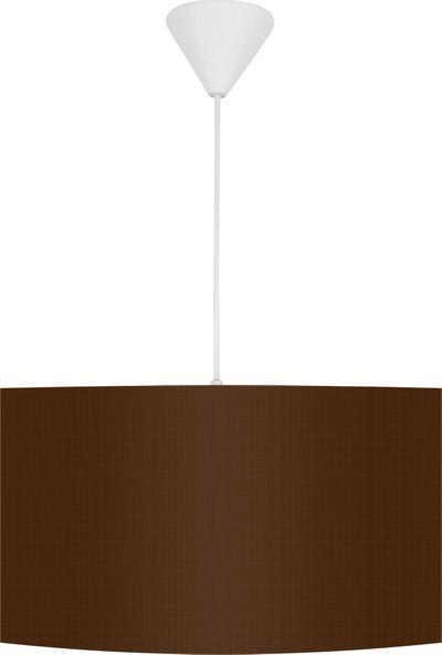 Zeyrek Sarkıt Avize - Kahve