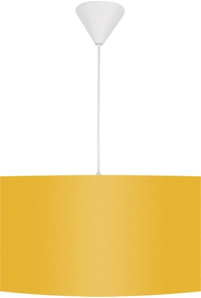 Zeyrek Sarkıt Avize - Sarı