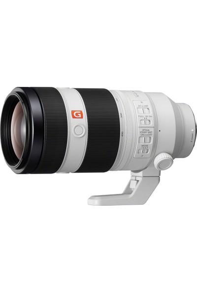 Sony Sel-100400Gm Fe 100-400Mm F/4.5-5.6 Gm Oss Objektif