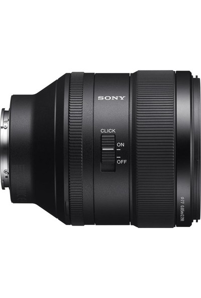 Sony Sel-85F14Gm Fe 85Mm F/1.4 Gm Lens
