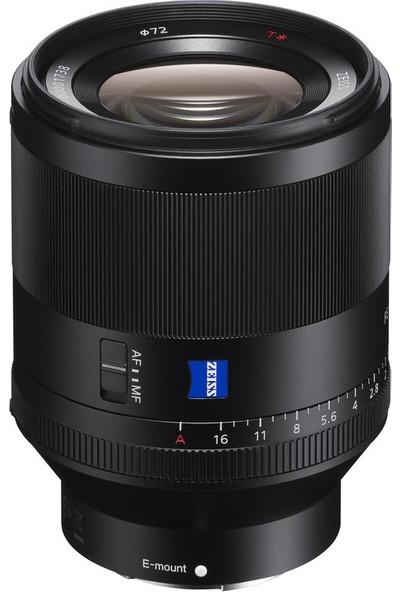 Sony Sel-50F14Z Fe 50Mm F/1.4 Za Planar T* Lens( Sony EurasiaGarantili )