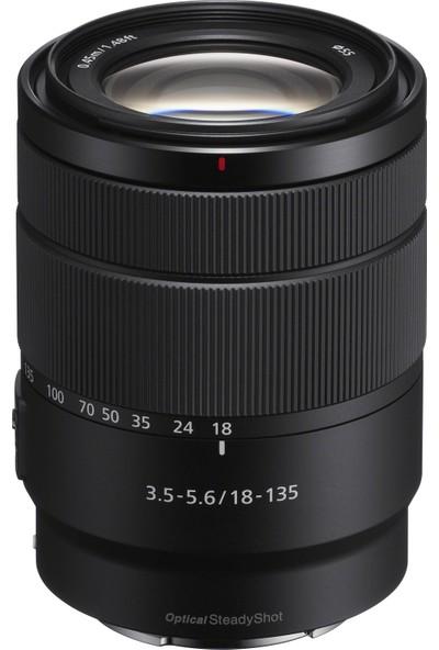 Sony Sel-18135 18-135Mm F3.5-5.6 Oss Zoom Lens( Sony EurasiaGarantili )