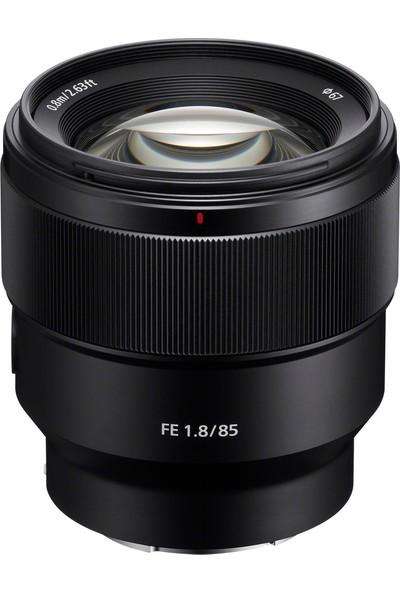 Sony Sel-85F18 Fe 85Mm F/1.8 Lens