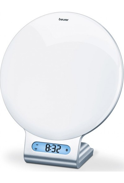Beurer WL 75 Dijital Işıklı Çalar Saat Uyandırma Lambası Radyolu