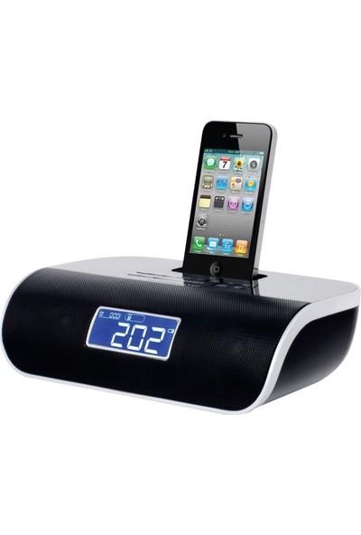 Goldmaster İsound iPhone İpod Girişli Radyolu Hoparlör