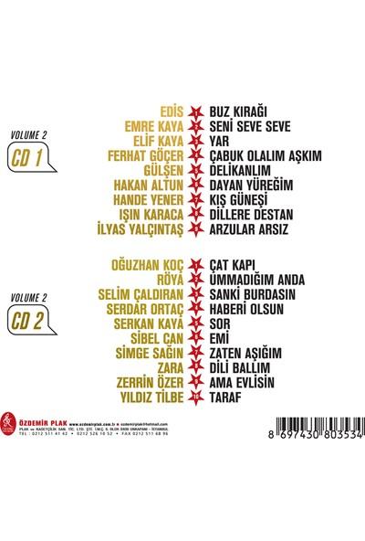 Çeşitli Sanatçılar - Yıldız Tilbenin Yıldızlı Şarkıları Vol2 - Cd