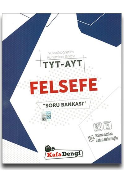 Kafa Dengi Yayınları TYT AYT Felsefe Soru Bankası - Naime Yıldız - Zehra Hekimoğlu